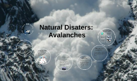 Natural Disaters:Avalanches