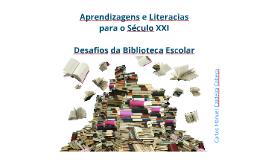 Aprender com a Biblioteca Escolar - Tarefa 1 - Carlos Cabeça