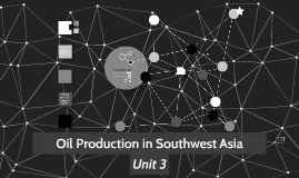Oil Production in Southwest Asia