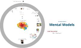 Micro Teaching- Mental Models
