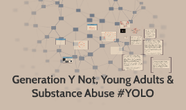 Final Copy of Generation Y Not, Young Adults & Substance Abuse #YOLO
