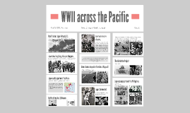 WWII across the Pacific