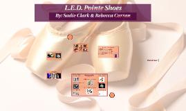 L.E.D. Pointe Shoes