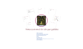 Copy of Prinsessen med de tovl par gudsko