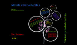 Copy of Metales Estructurales
