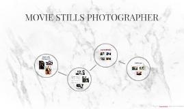 MOVIE STILLS PHOTOGRAPHER
