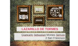 Copy of LAZARILLO DE TORMES
