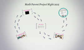 Potter Road Math Parent Project Night 2015