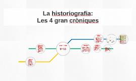 La historiografia: