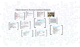 Open Source Access Control System