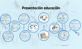 Presentación educación