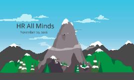 HR All Minds 11/29/2016