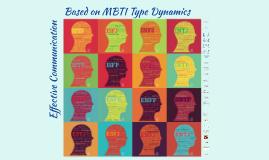 SAS: MBTI & Communication