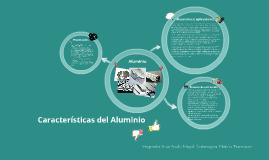 Características del Aluminio