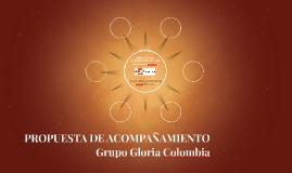PROPUESTA DE ACOMPAÑAMIENTO 2016