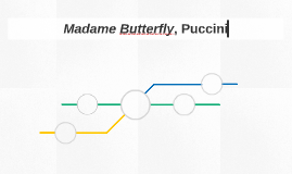 Madame Butterfly, Puccini