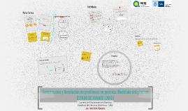 Comprensión y Resolución de problemas en química: Modelado d