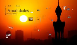 Atualidades 2016 - Oriente Médio