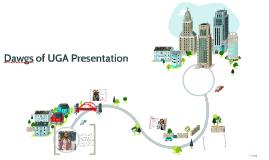 Dawgs of UGA Presentation