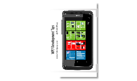 WP7 development
