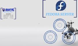 Copy of Fedora Server