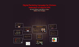 Digital Marketing Campaign for Vintners Federation of Irelan