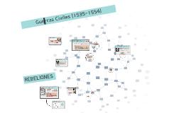 Guerras Civiles (1535-1554)