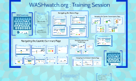 Copy of WASHwatch.org Trainers Guide