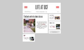 LIFE AT UCF