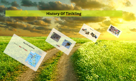 Copy of History Of Tinikling