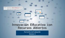 Innovacion Educativa con Recursos Abiertos