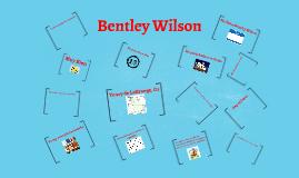 Bentley Wilson