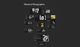 Historical Photographers
