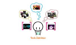 Rock Eletrônico