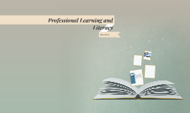 Professional Learning and Literacy