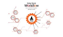 Help Desk Workflow Spring 2017