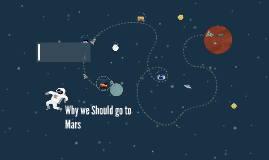 Why we Should go to Mars
