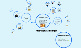 Operation: End Hunger