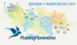 ESPAÑA Y MARRUECOS 2017