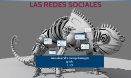 Red. sociales