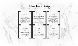 Adam Block Design Campus Coordinator Deliverable