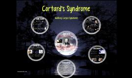Cotard's Syndrome