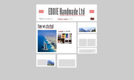 EDDIE Handmade Ltd