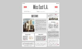 Miss East L.A.