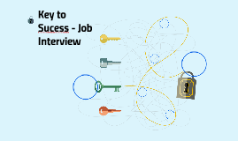 Key to Sucess - Job Interview