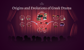Origins and Evolutions of Greek Drama