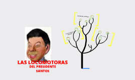 Copy of LAS LOCOMOTORAS DEL PRESIDENTE SANTOS