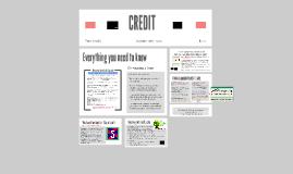 CH 6:  CREDIT BUREAUS / FICO scores