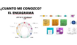 Copy of Introducción Eneagrama