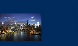 New York Orientation 2016